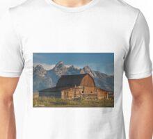 John and Bartha Moulton Barn Unisex T-Shirt