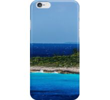 Deep Blue Sea & Beach iPhone Case/Skin