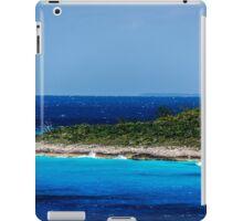 Deep Blue Sea & Beach iPad Case/Skin