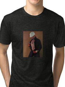 Troy - Constructed To Last! Tri-blend T-Shirt