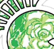 Lilly Pulitzer Spartan Sticker