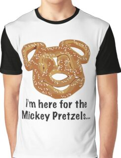 Mickey Pretzel Graphic T-Shirt