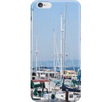 Summer Marina in San Francisco iPhone Case/Skin