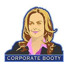 Corporate Booty Photographic Print