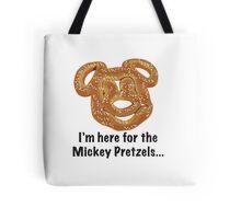 Mickey Pretzel Tote Bag