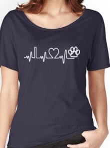 Paw Lifeline Women's Relaxed Fit T-Shirt