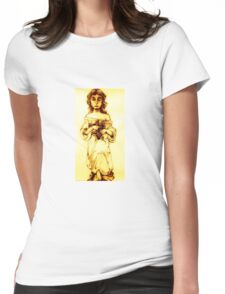Guetteur de l'âme Womens Fitted T-Shirt