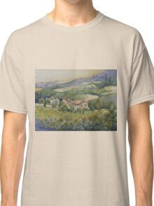 Sunflowers - Tuscany Classic T-Shirt
