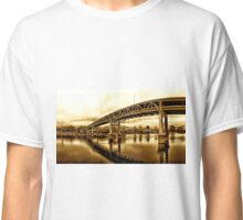 Crossing the river Classic T-Shirt