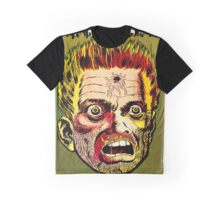 Horrific Comic Graphic T-Shirt
