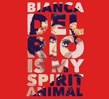 bianca is my spirit animal Unisex T-Shirt