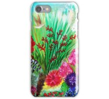 My Tiffany Blue Garden iPhone Case/Skin