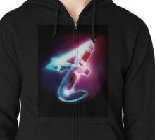 Adventure Club  Zipped Hoodie