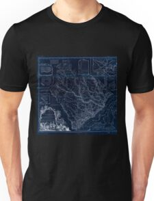 American Revolutionary War Era Maps 1750-1786 112 A map of the province of South Carolina with all the rivers creeks bays inletts islands inland navigation Inverted Unisex T-Shirt
