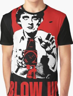 Blow Up - Movie Poster Graphic T-Shirt