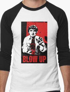 Blow Up - Movie Poster Men's Baseball ¾ T-Shirt