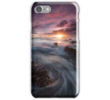 Dramatic Seascape Part II   iPhone Case/Skin