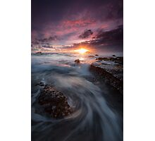 Dramatic Seascape Part II   Photographic Print