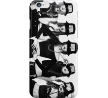 4Minute Crazy Member Kpop iPhone Case/Skin