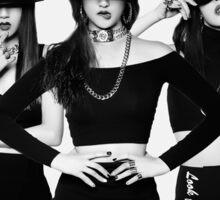 4Minute Crazy Member Kpop Sticker