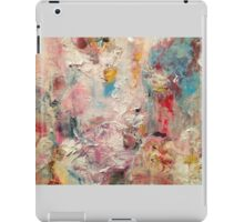 style shot of paper flowers  iPad Case/Skin