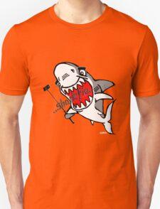 Sharkfie Unisex T-Shirt