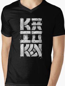 Kaioken Funny Men's Tshirt Mens V-Neck T-Shirt