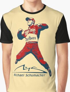 Michael Schumacher Graphic T-Shirt