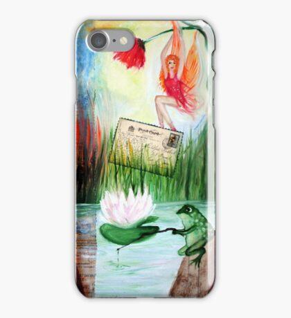 Fairy Mail iPhone Case/Skin