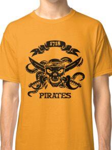 Killer Pirate Funny Men's Tshirt Classic T-Shirt