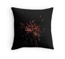 Firework Throw Pillow