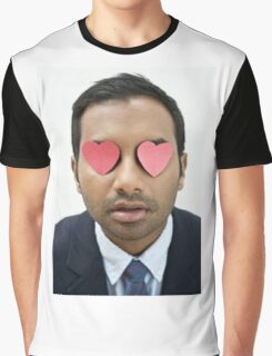 aziz ansari Graphic T-Shirt