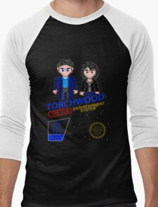 NINTENDO: NES Torchwood  Men's Baseball ¾ T-Shirt