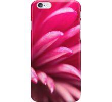 Purple Flower macro iPhone Case/Skin