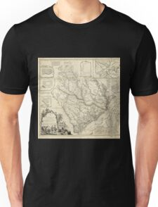 American Revolutionary War Era Maps 1750-1786 110 A map of the province of South Carolina with all the rivers creeks bays inletts islands inland navigation Unisex T-Shirt
