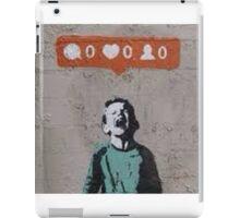 social media iPad Case/Skin