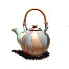 Tea Pot by SpottiClogg