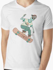 Radical Alien Mens V-Neck T-Shirt