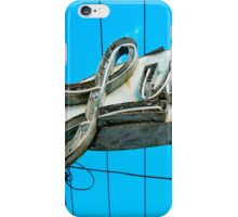 Luell Motel iPhone Case/Skin