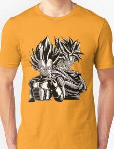 Why Super Saiyans are the New Black Unisex T-Shirt