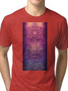Transubstantiation: Dimensions of Multiplicity Tri-blend T-Shirt