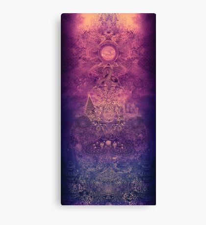 Transubstantiation: Dimensions of Multiplicity Canvas Print