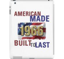 1966 American Made iPad Case/Skin