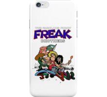 Fabulous Freak Brothers iPhone Case/Skin