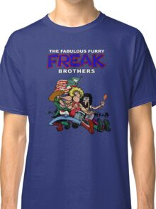 Fabulous Freak Brothers Classic T-Shirt