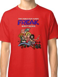 Fabulous Freak Brothers Classic T-Shirt