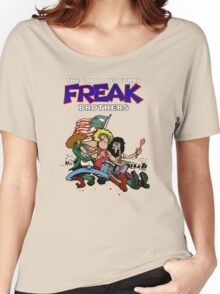 Fabulous Freak Brothers Women's Relaxed Fit T-Shirt