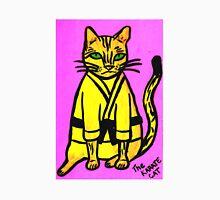 The Karate Cat Unisex T-Shirt