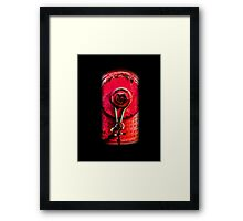 The Fire Thief Framed Print