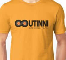 Enkei + Jawa mashup logo Unisex T-Shirt